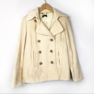 J. Crew Classic Peacoat with Thinsulate